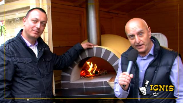 Rozhovor: O pečení v peci Ignis